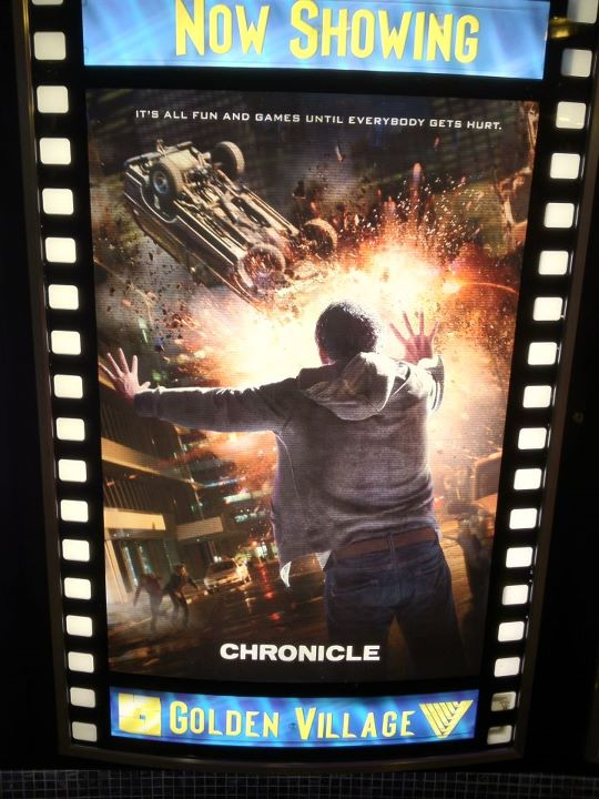 Chronicle: Surprisingly Good Show
