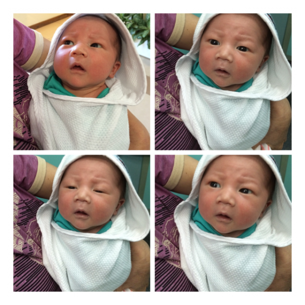 Ardan at 7 Days Old